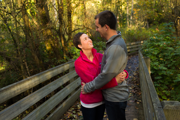 kelsey creek park engagement