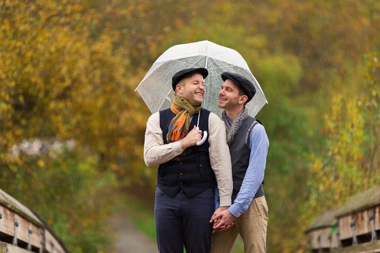same sex wedding photographer seattle