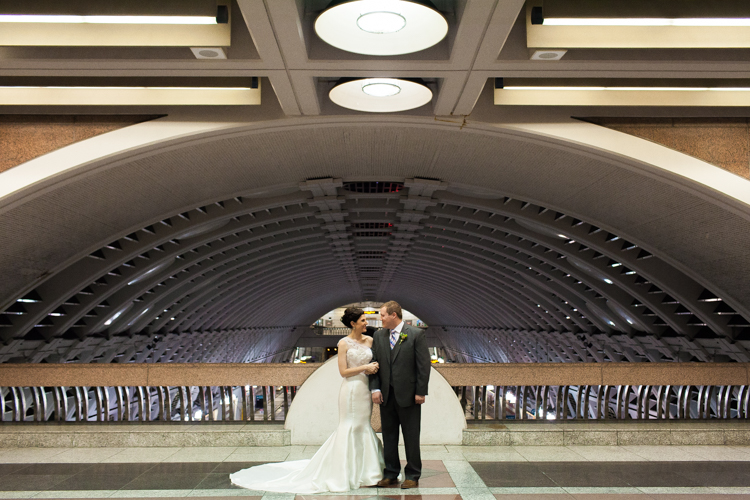 first look seattle wedding photography