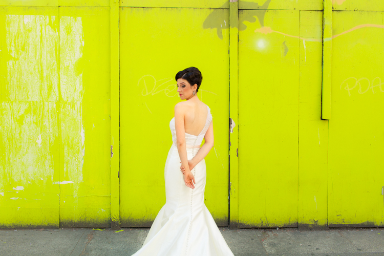 bridal photography, urban wedding photography, pioneer square wedding photography