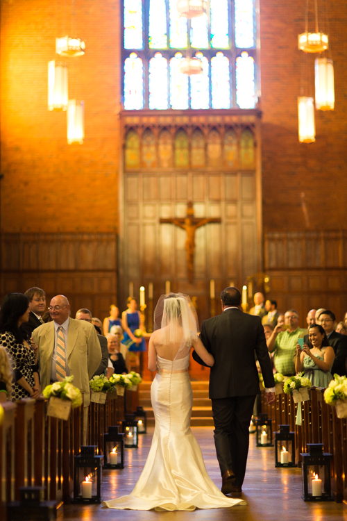 blessed sacrament seattle wedding