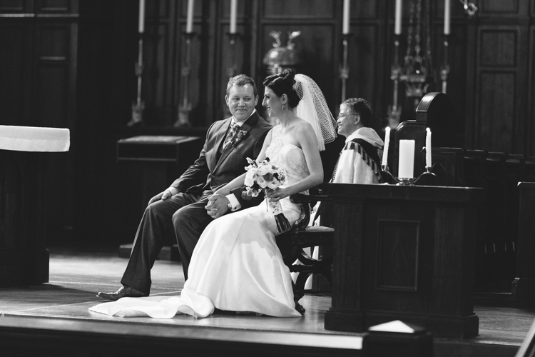 blessed sacrament wedding photographer